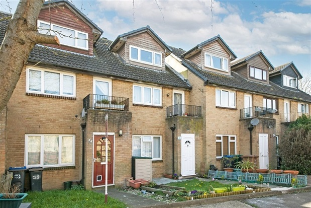 Willow View, Colliers Wood, London