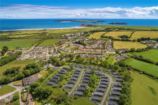 Lodges At Penally Grange, Penally, Tenby, Pembrokeshire