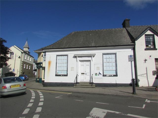 1, Market Square, Narberth, Pembrokeshire