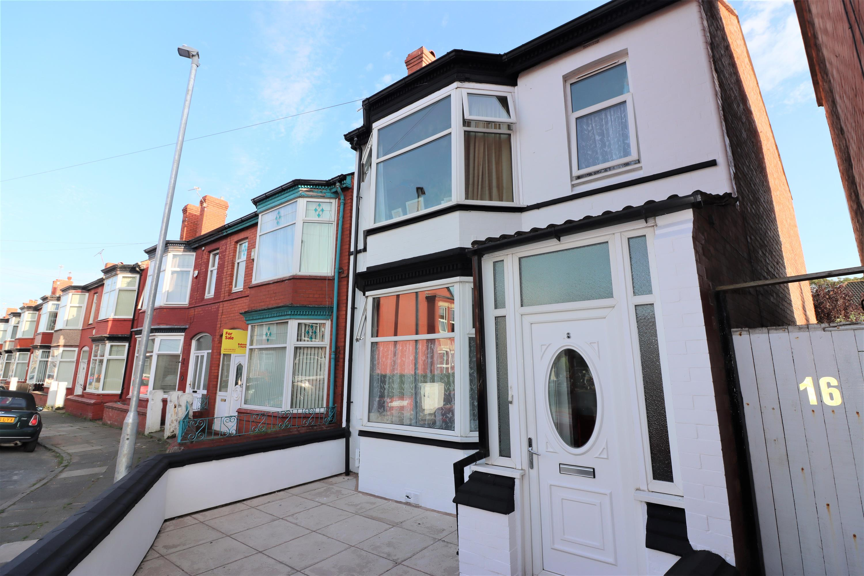 Strathcona Road, Wallasey, Wirral, CH45 7NB