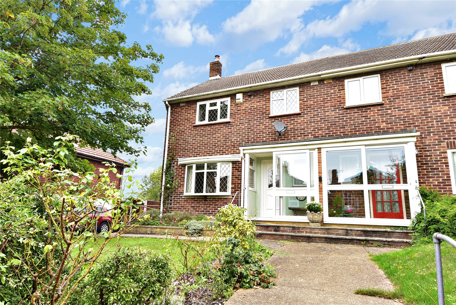 East Hill, South Darenth, Dartford, Kent, DA4