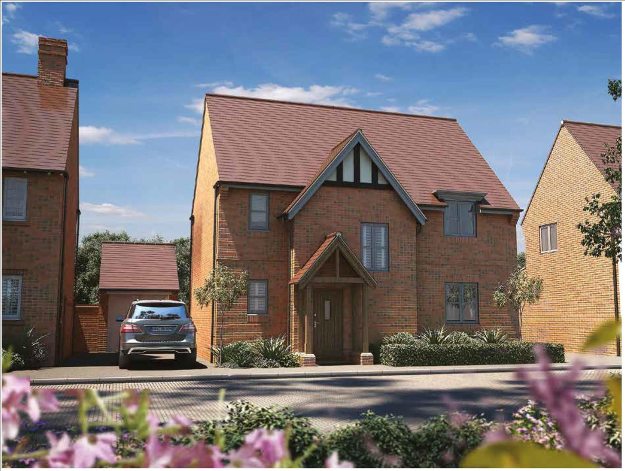 Plot 27, Beech House, Chartist Way, Staunton, Glos GL19