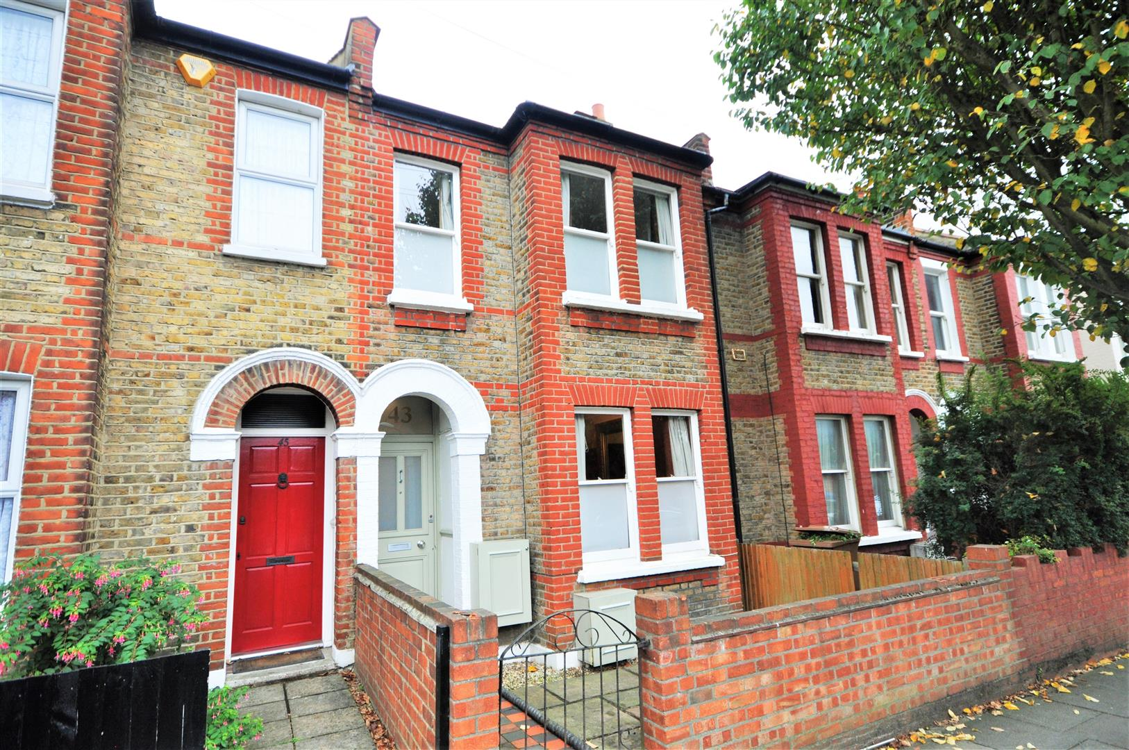 Courtney Road, Colliers Wood