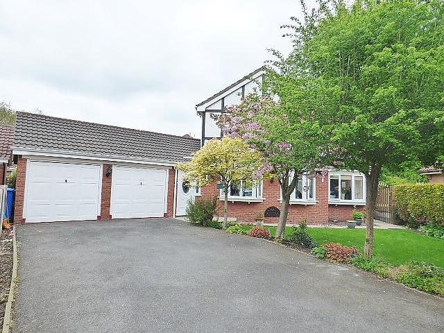 7 Beecroft Close, Old Hall, Warrington WA5 9QX