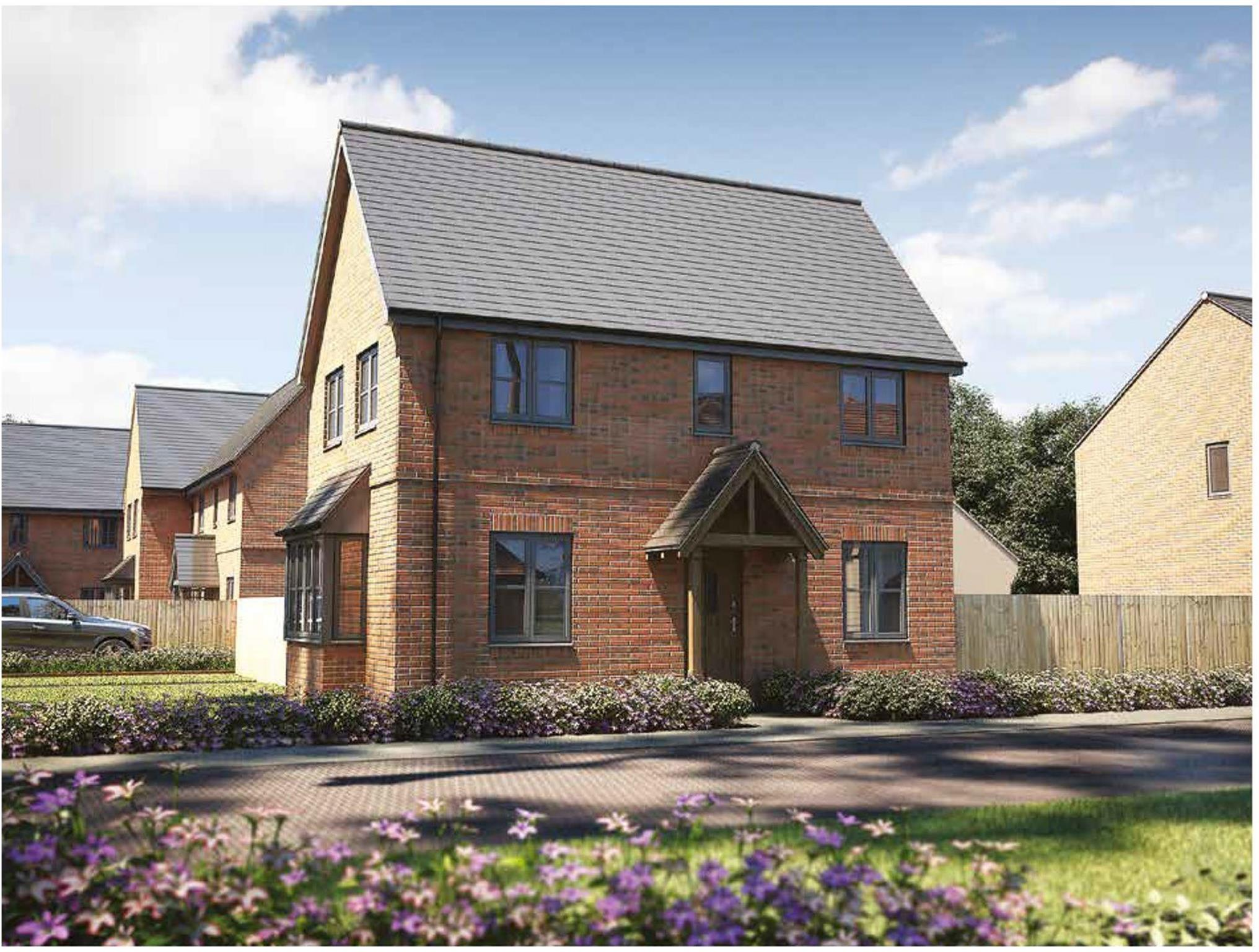 Plot 14, Ash House, Chartist Edge, Staunton, Glos GL19