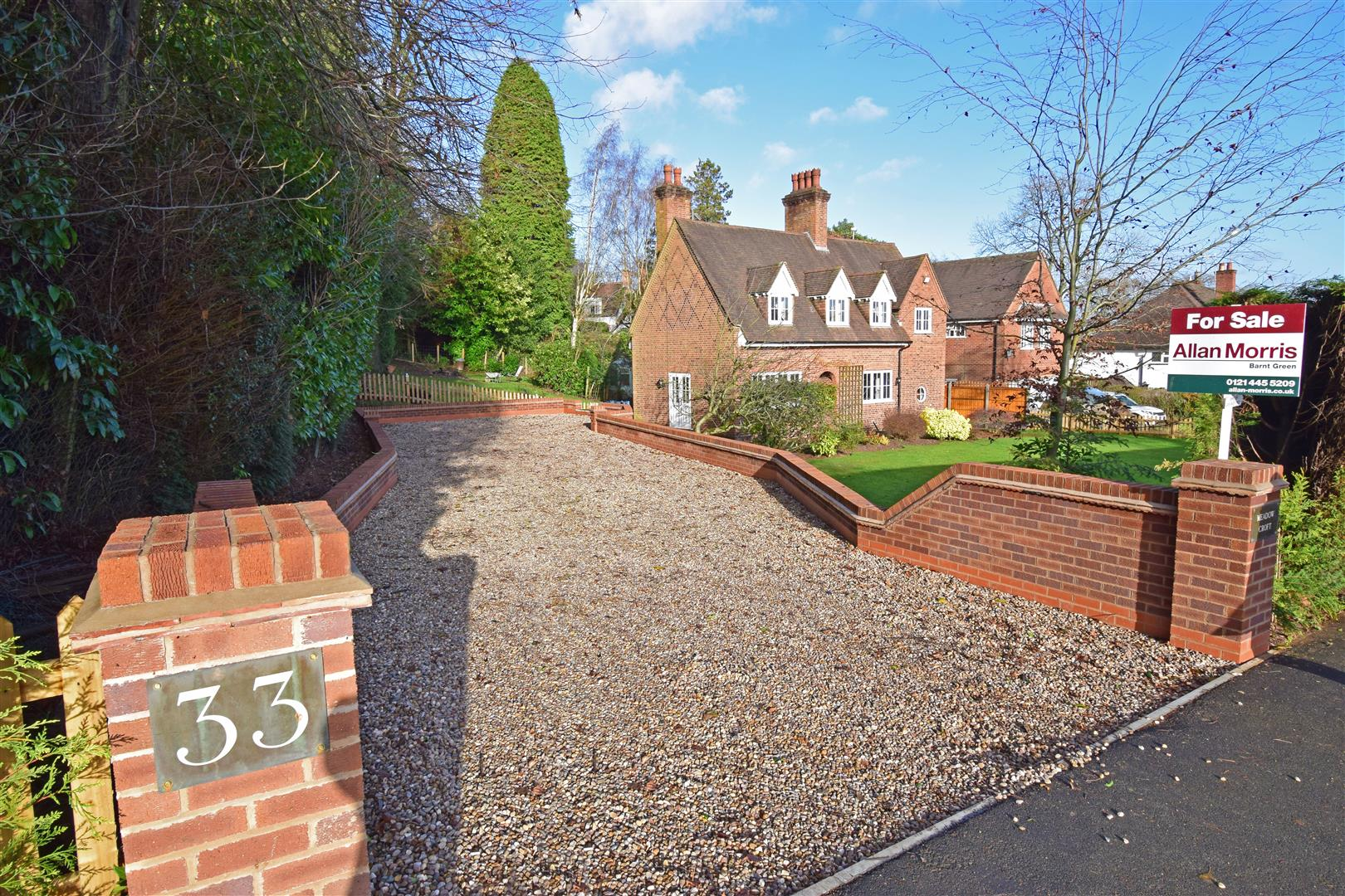 Meadow Croft, 33 Fiery Hill Road, Barnt Green, B45 8LE