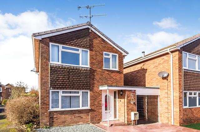 Hazel Close, Droitwich, WR9