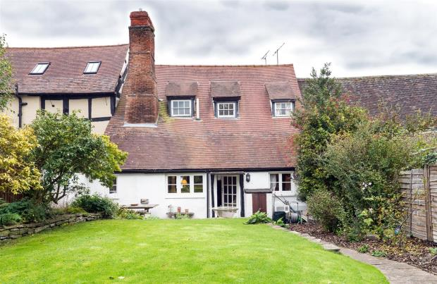 Hereford Road, Weobley, Hereford