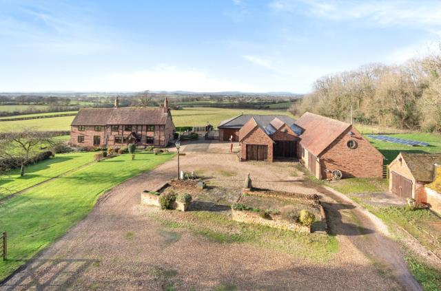 Dodderhill Common, Hanbury, Bromsgrove, B60