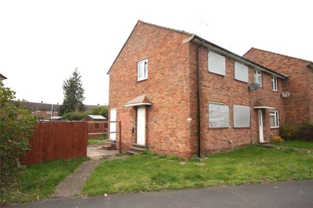Lane End Walk, Stourport-on-Severn, Worcestershire, DY13