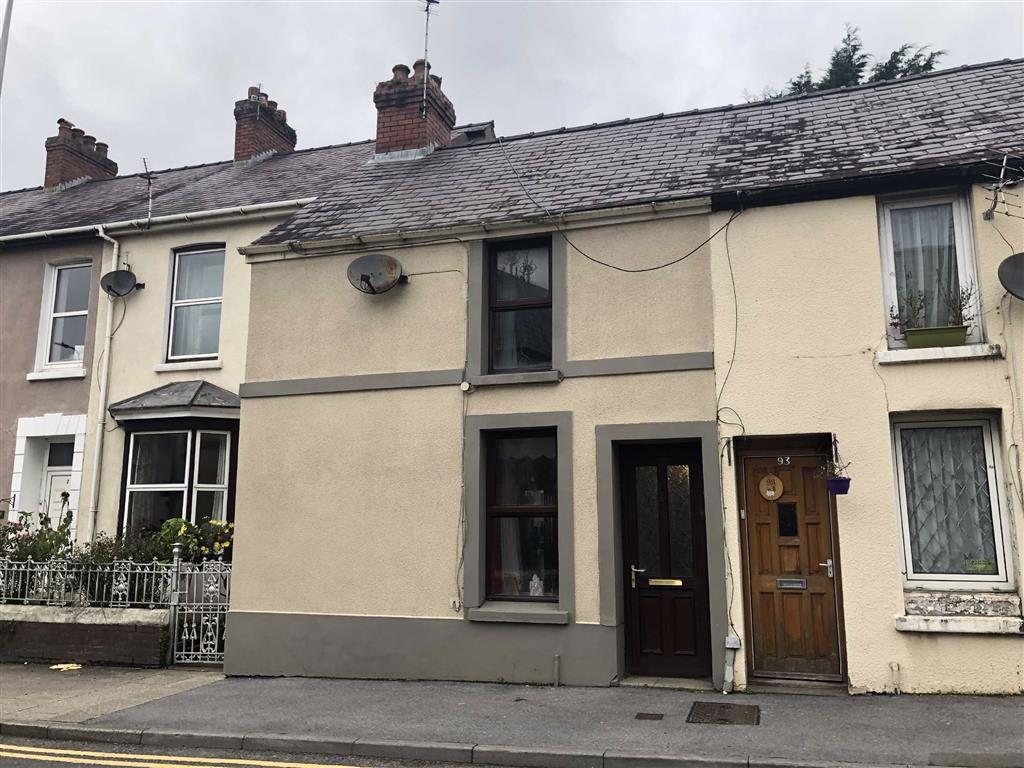 Priory Street, Carmarthen