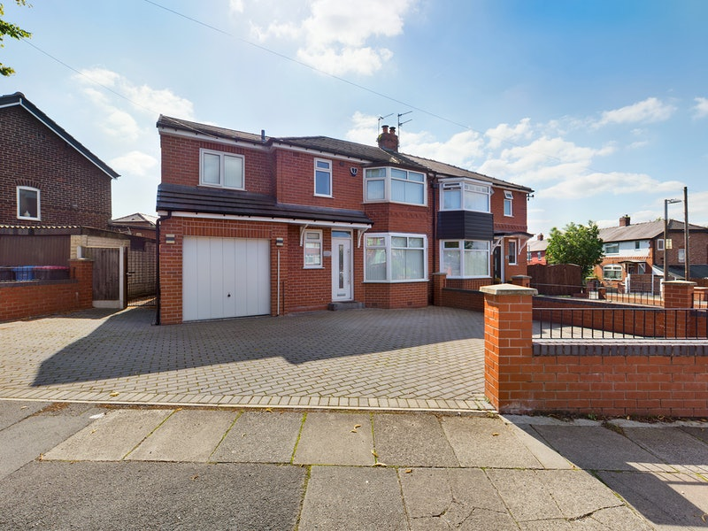 Swinton Park Road, Salford, Greater Manchester, M6
