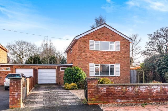 Tanhouse Lane, Malvern, Worcestershire, WR14