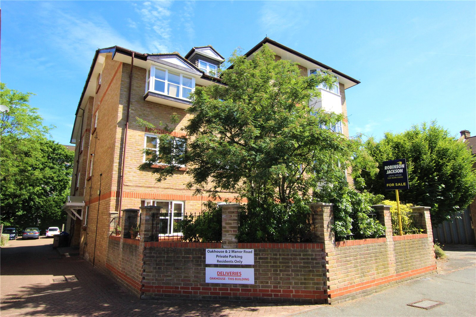 Oakhouse, Manor Road, Sidcup, DA15
