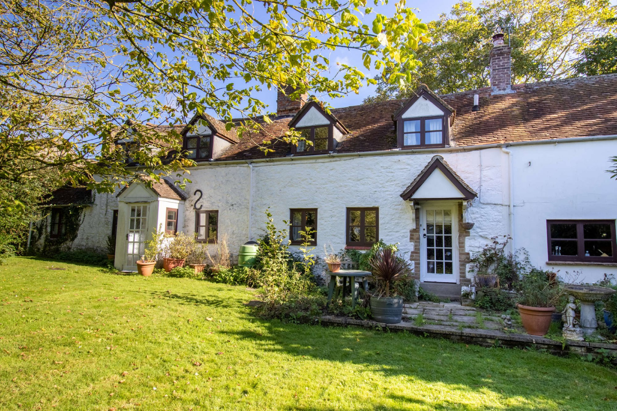Rectory Road, Great Haseley