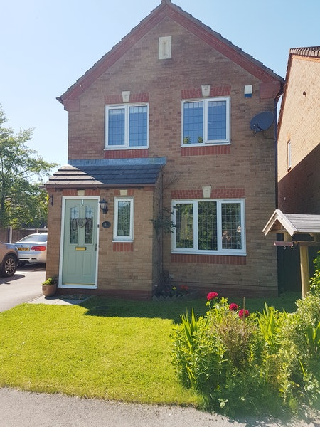 Sawyer Drive, Wigan, Greater Manchester, WN4