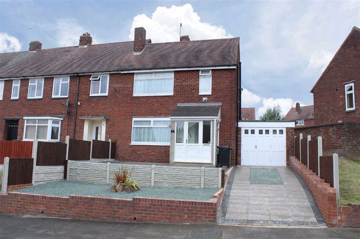 Wavell Road, Quarry Bank, Brierley Hill
