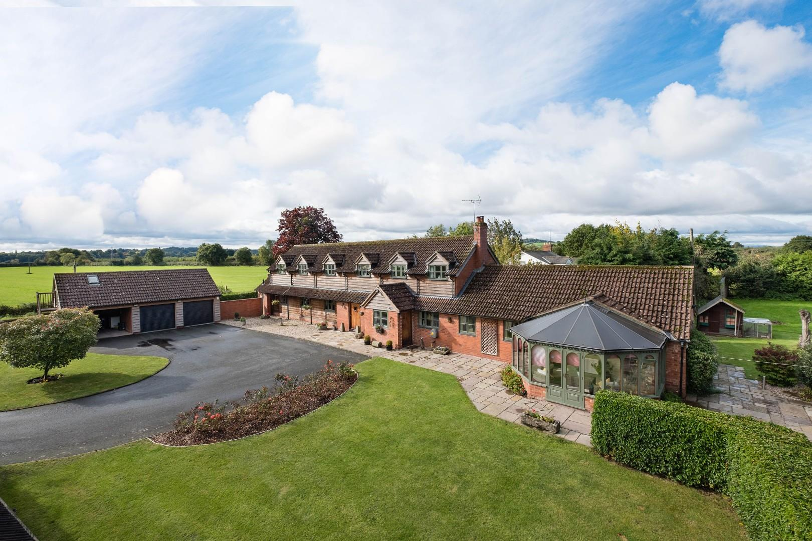 Hampton Bishop, Herefordshire - 2 acres