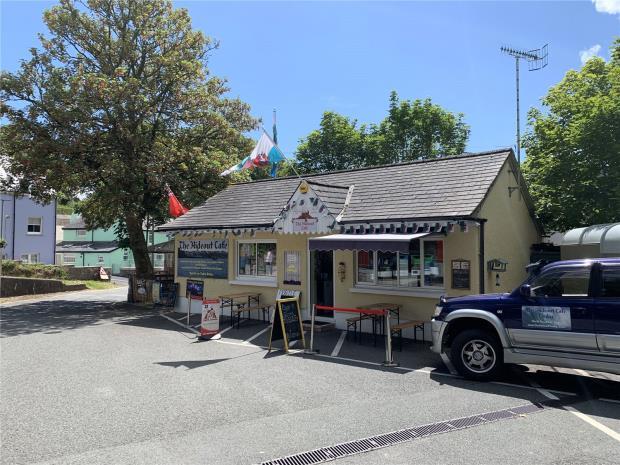The Hideout Cafe, Gas Lane, Tenby, Pembrokeshire