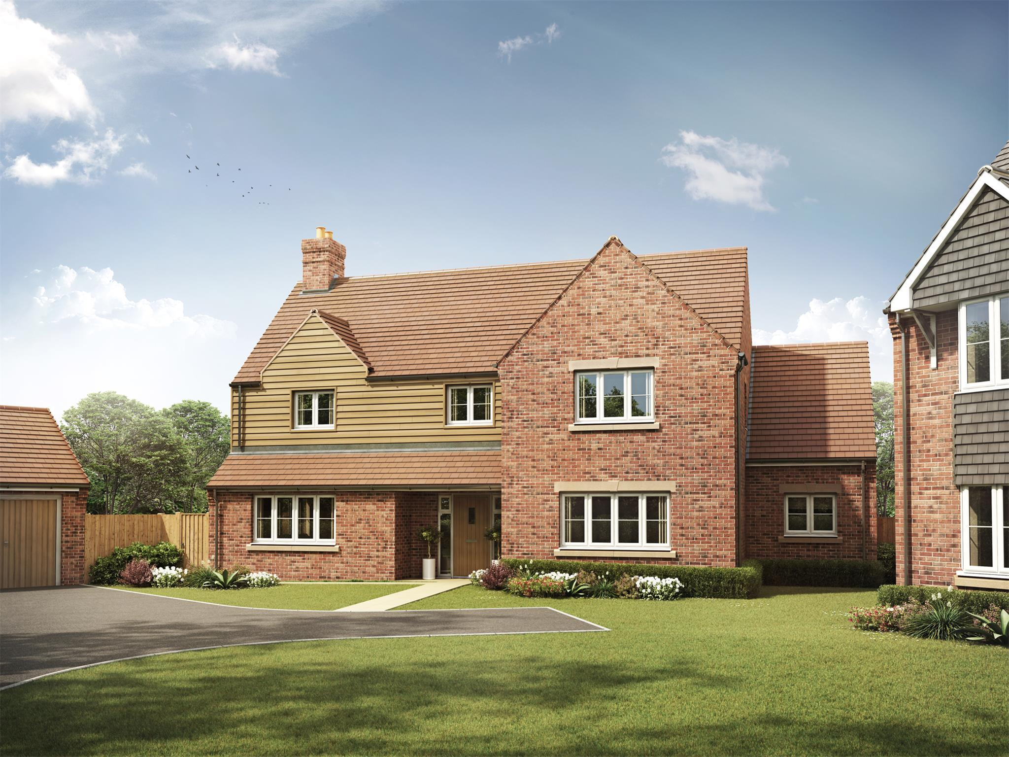Plot 19, The Oakridge, Lime Grove, Norton, Glos GL2