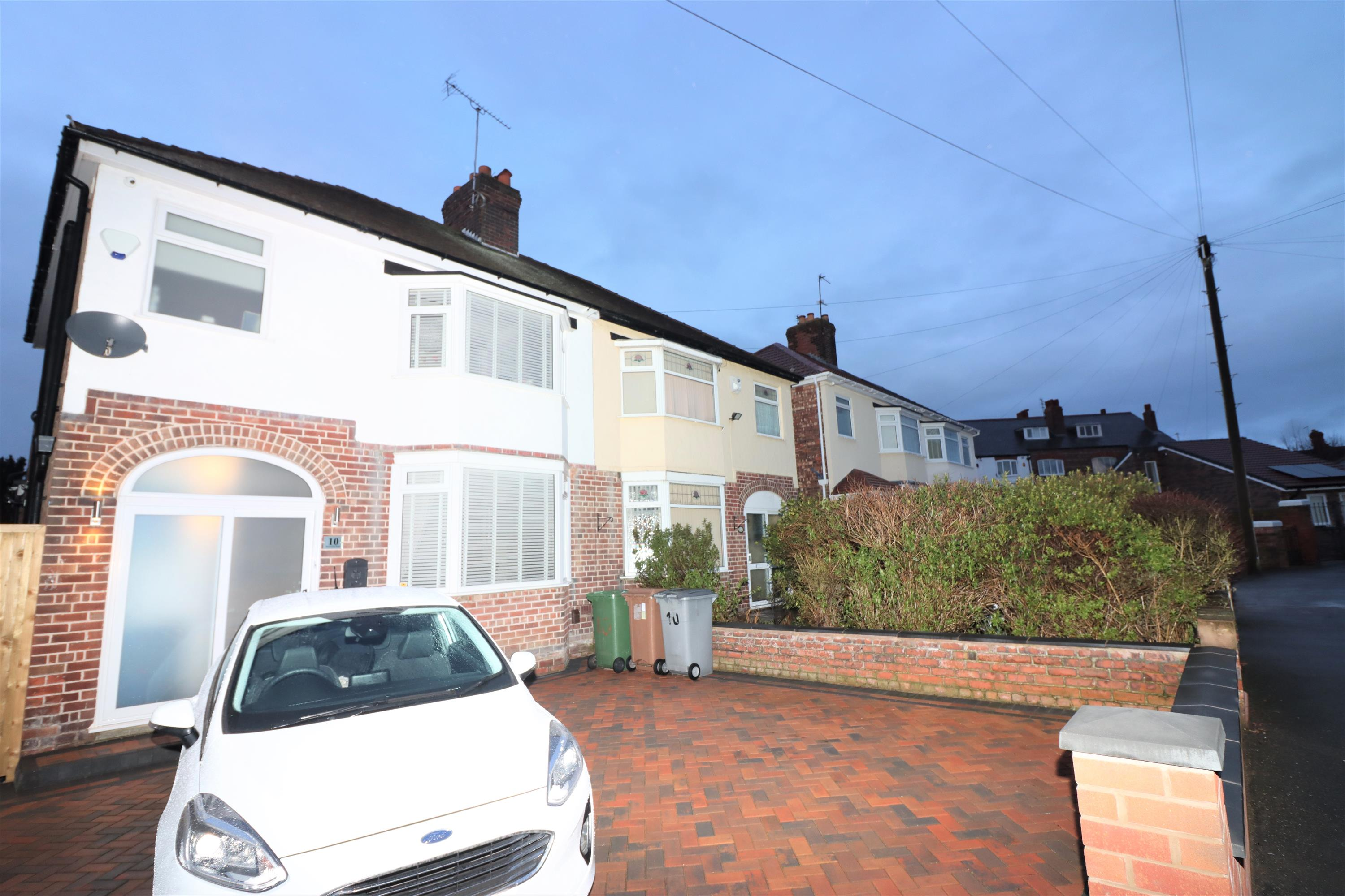 Stourcliffe Road , Wallasey, CH44 3AF