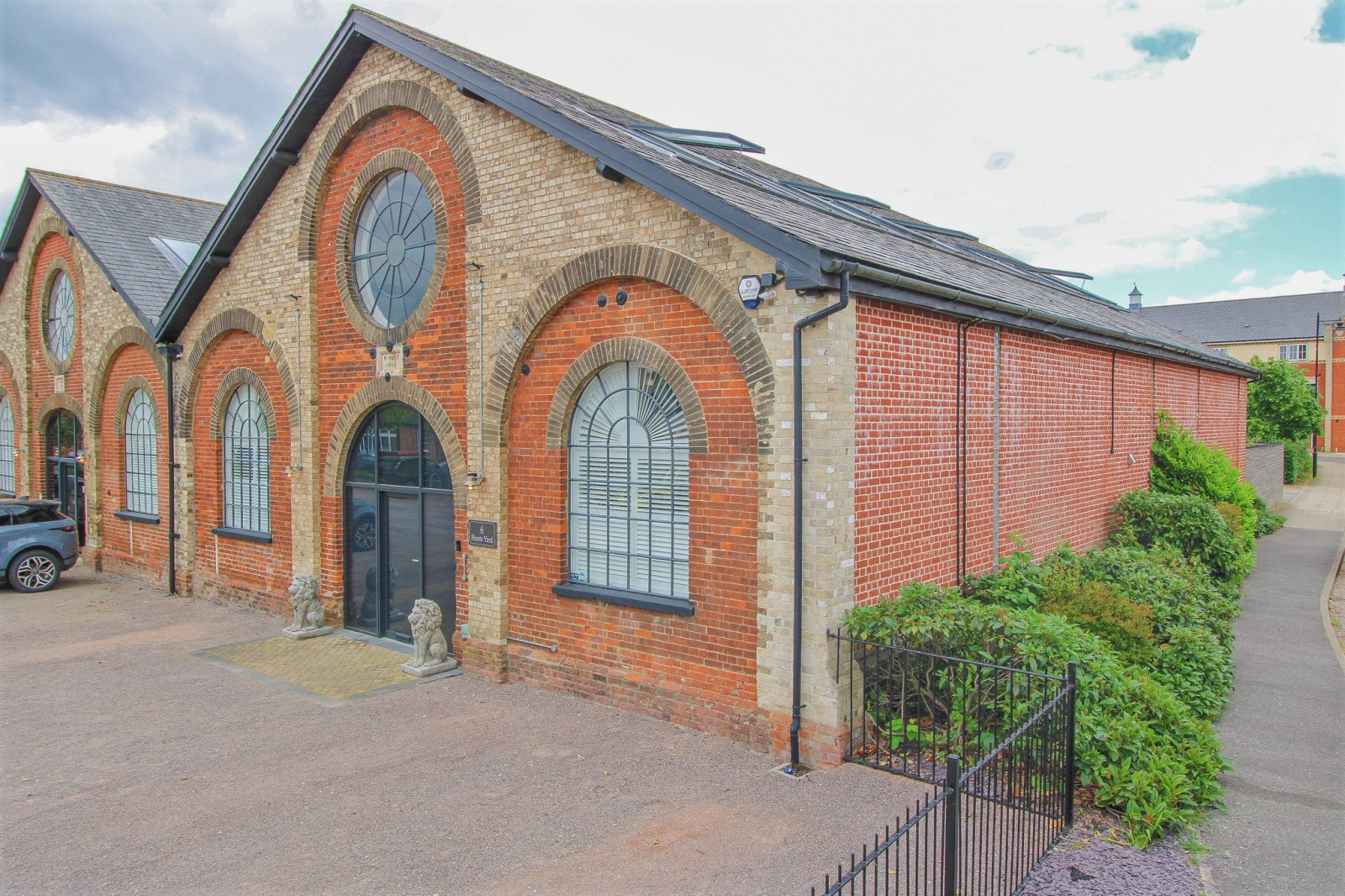 Hunts Yard, Massingham Drive, Earls Colne, Colchester, Essex, CO6