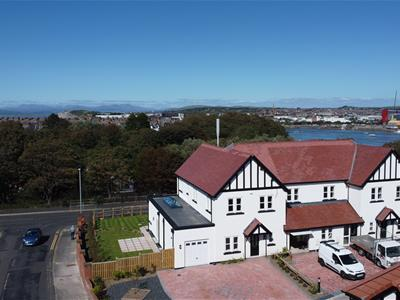 East Church Villa's, Central Drive, Walney