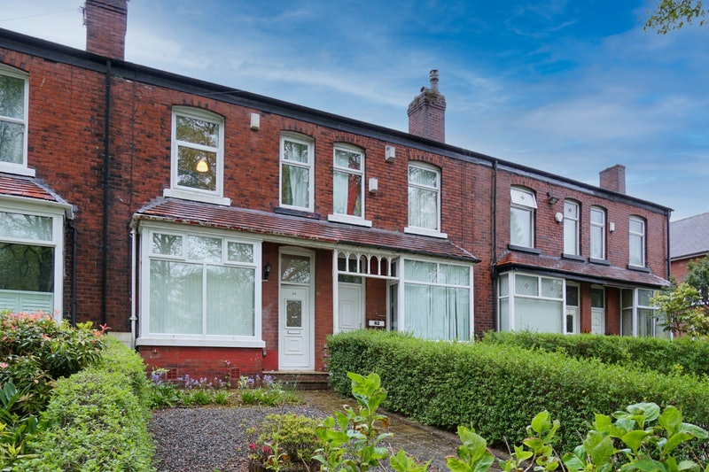 Gilnow Road, Bolton, Greater Manchester, BL1