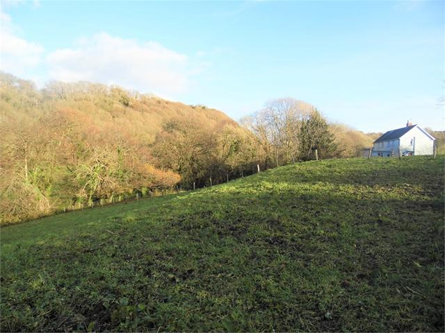 3.30 Acres of Pasture Land and Woodland adj to, Bryn Deri, Llanychaer, Pembrokeshire