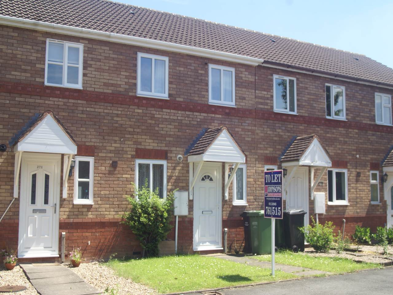 273 St Philips Drive, Evesham, Worcestershire