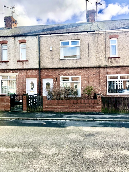 Frances Terrace, Bishop Auckland, Tyne and Wear, DL14