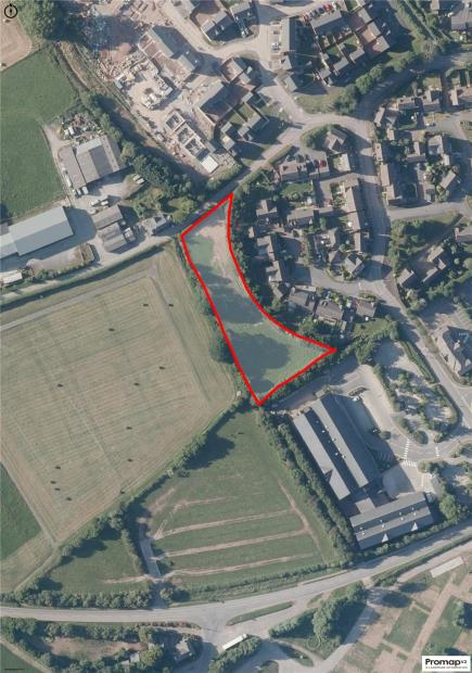 Residential Development Land, Gipsy Castle, Hay-On-Wye, HR3