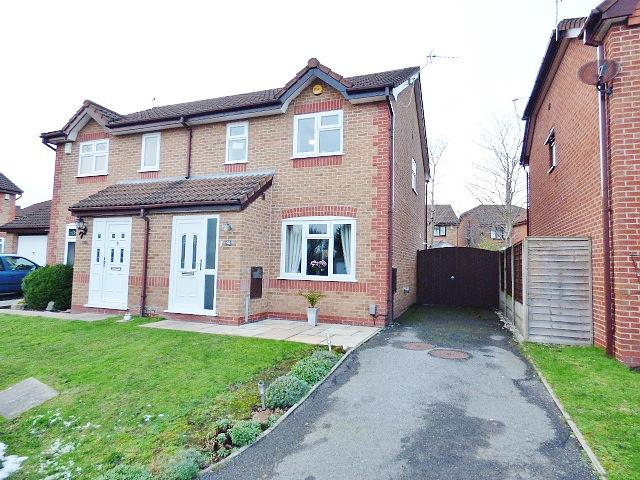 50 Fleetwood Close, Great Sankey, Warrington  WA5 2UZ