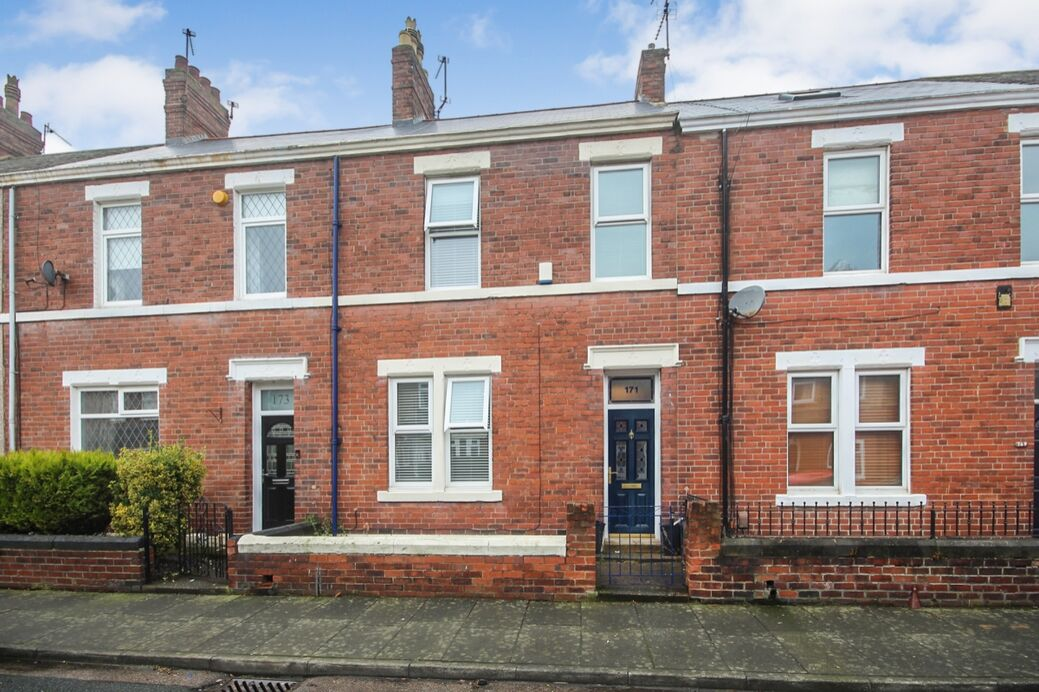 Wansbeck Road, Jarrow, NE32