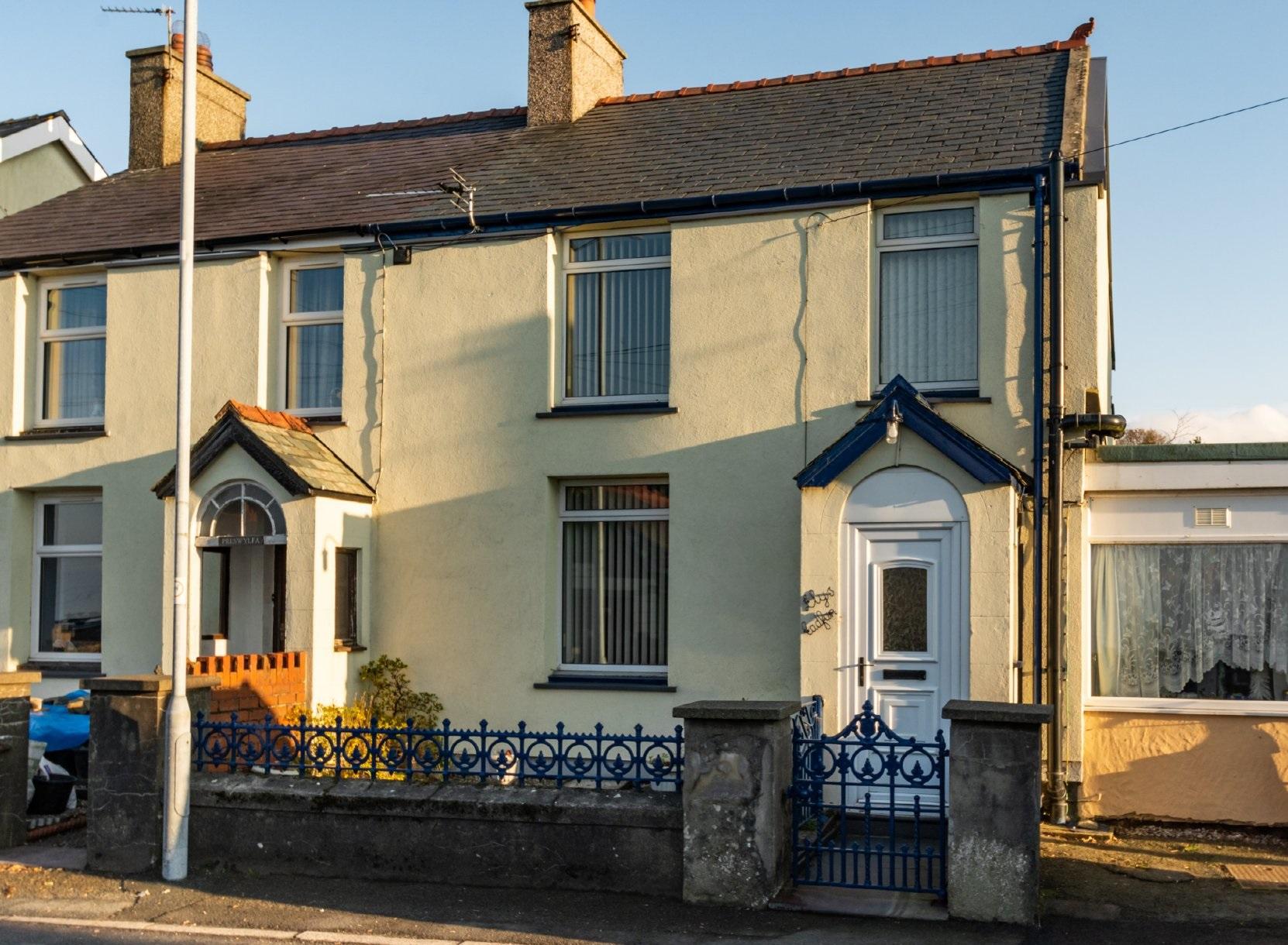 Carmel, Caernarfon, North Wales